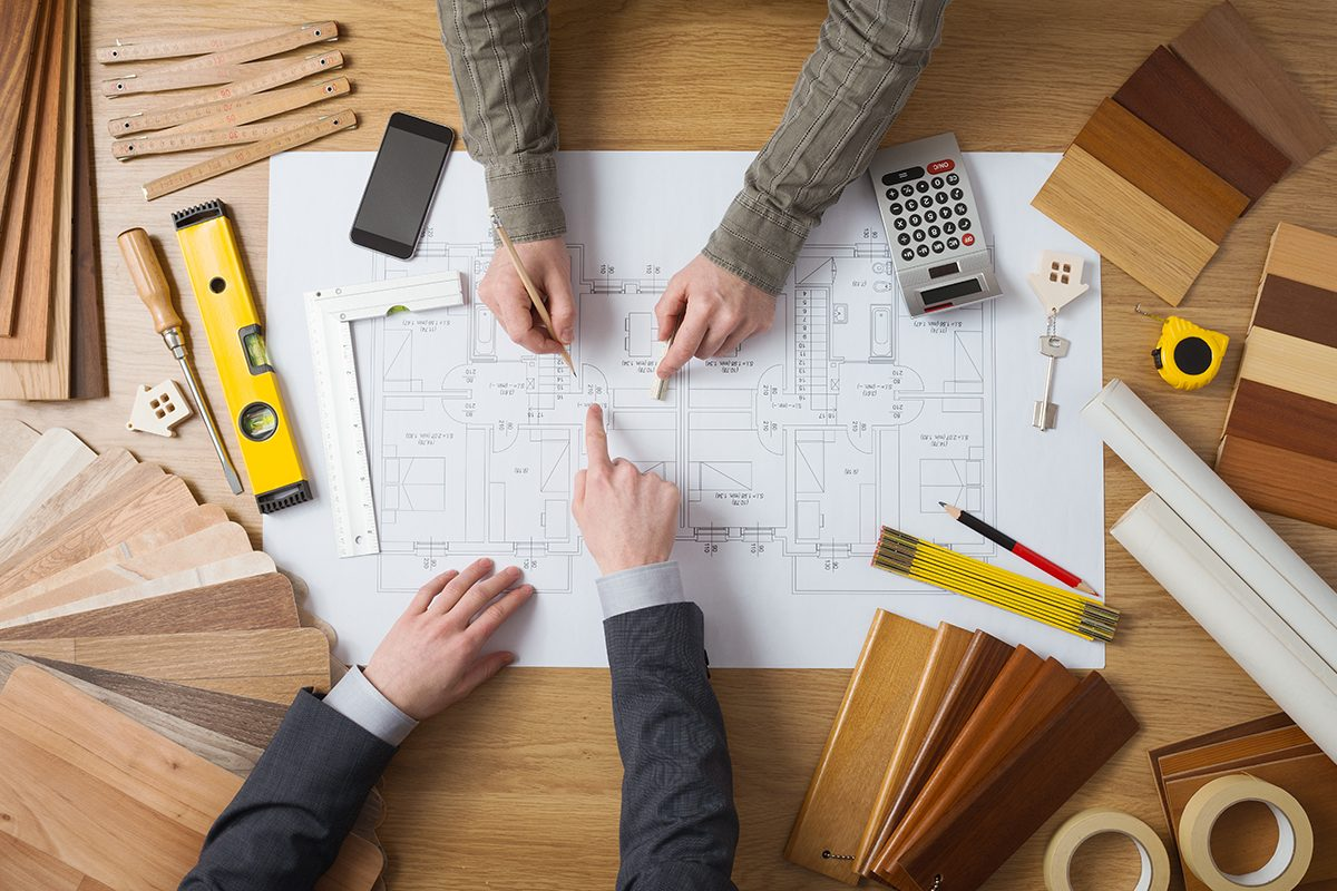 How To Hire A Reliable Home Remodeling Contractor? - Skybirds